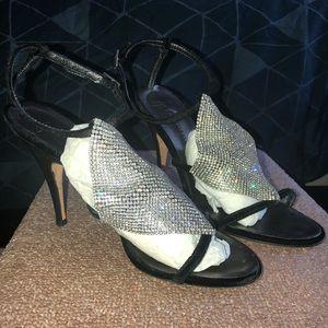 Giuseppi Zanotti rhinestones sandals